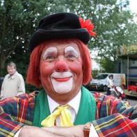 Clown Hoky-Poky: altijd vriendelijk